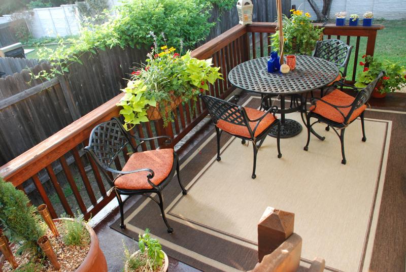 Открытый балкон частного дома. - фото отчет - каталог статей.