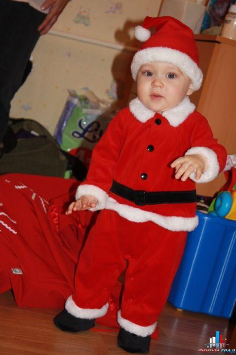 Новогодние костюмы для малышей своими руками фото