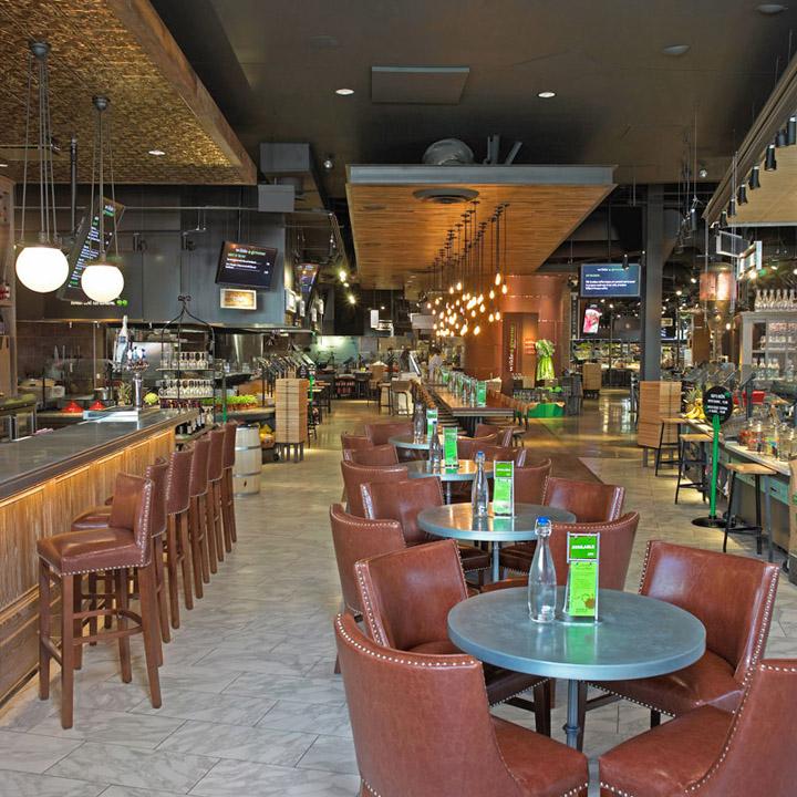 Wilde & Greene – ресторан и необычный рынок под одной крышей в Иллинойсе