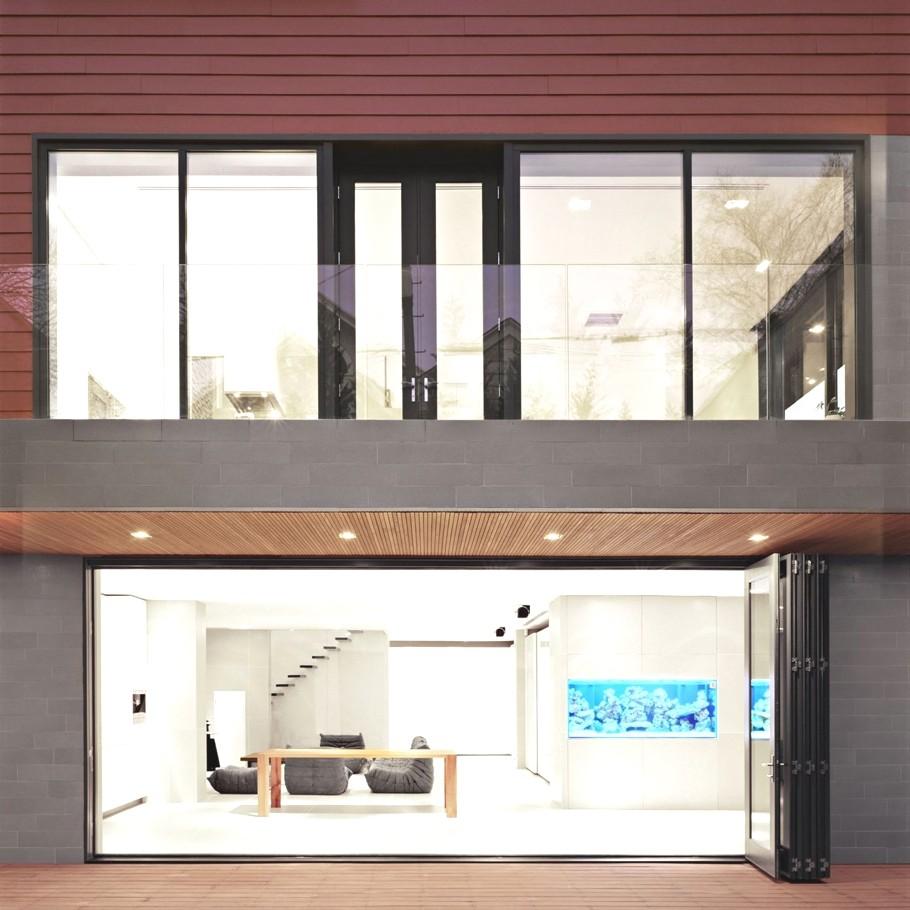 Американские дома: просторный коттедж Bayside для большой семьи