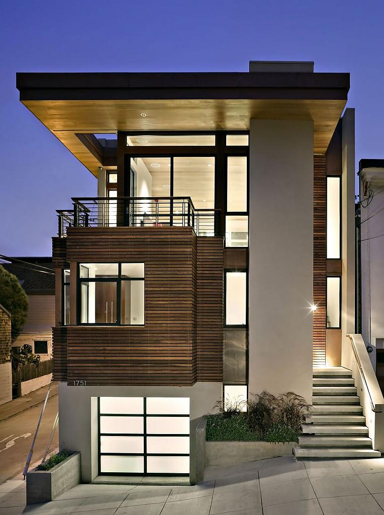 Дом в калифорнийском стиле от SB Architects