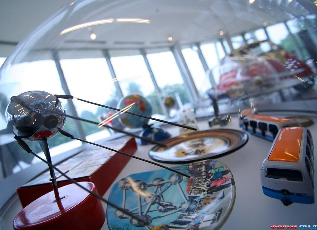 В отеле Atomium Kidsphere