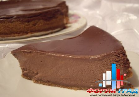 Шоколадный чизкейк в домашних условиях рецепт