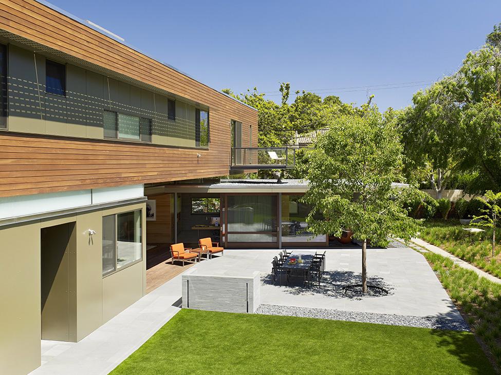 Американские дома: фото семейного особняка от CCS Architecture