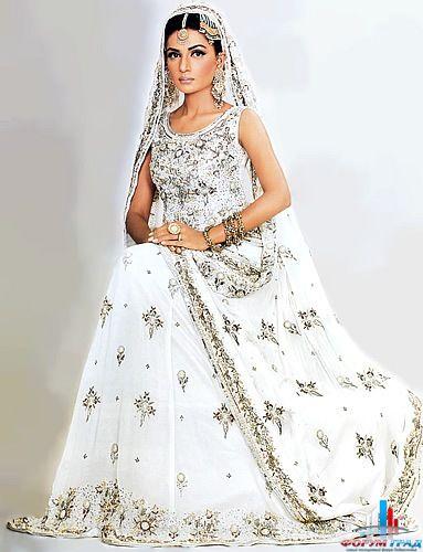 Самое пышное свадебное платье в мире