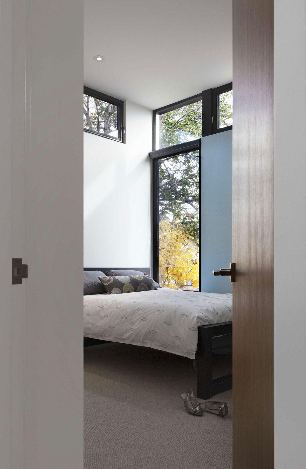 Миинималистические дома: уютный современный 303 Canyon от Arch11