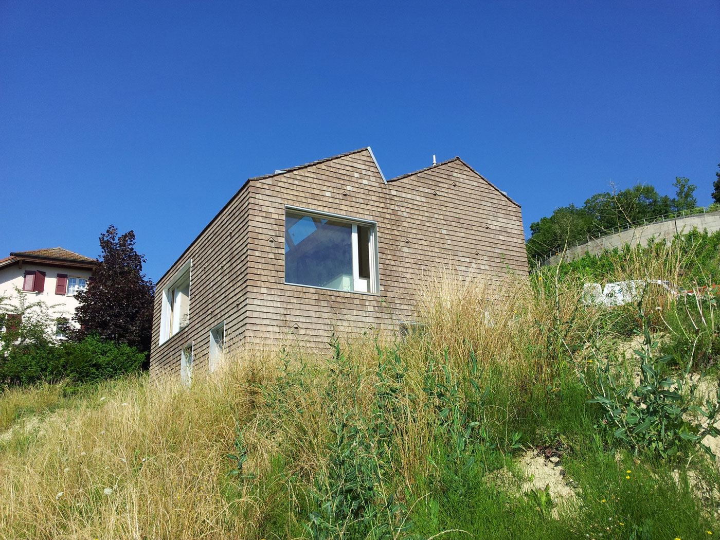 Дом в шотландском стиле: опрятный комфорт и гармония с природой