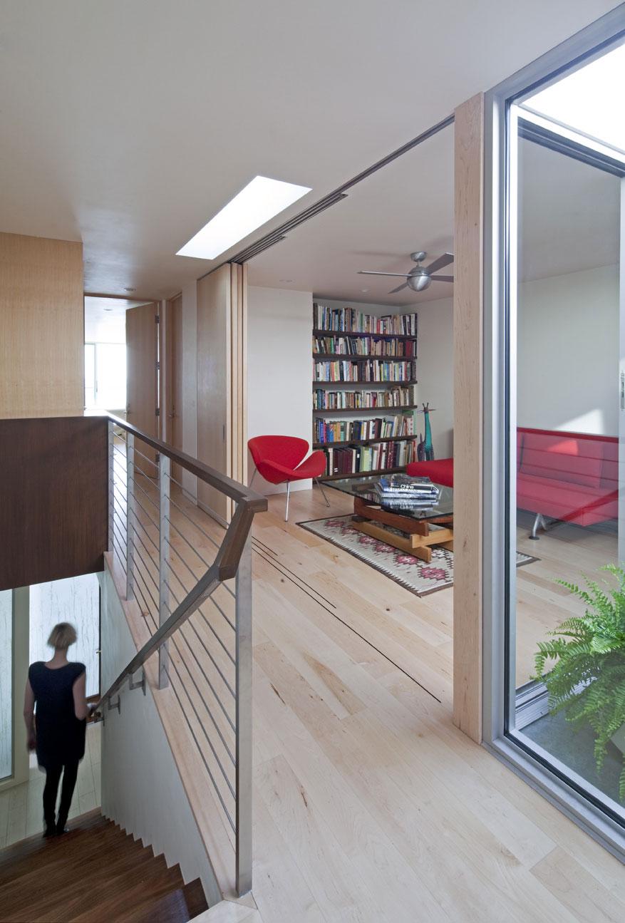 Дизайн интерьера дома в современном стиле от студии Minarc