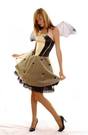 платье для девочки с пышной юбкой
