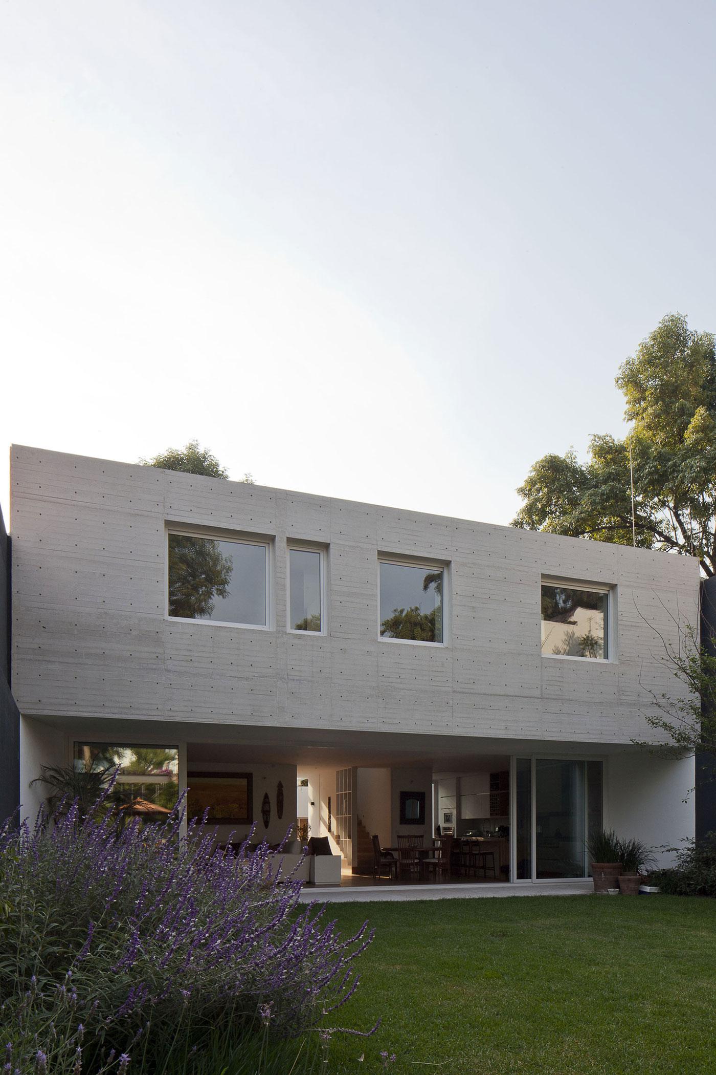 Авторский проект дома в Мексике от DCPP Arquitectos