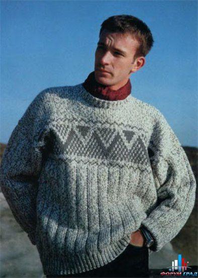 Размер будущего свитера: