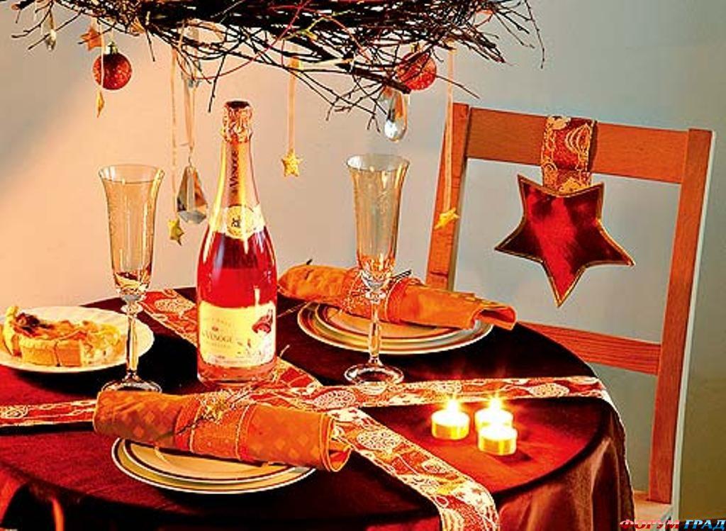 Круглый стол программа на новый год