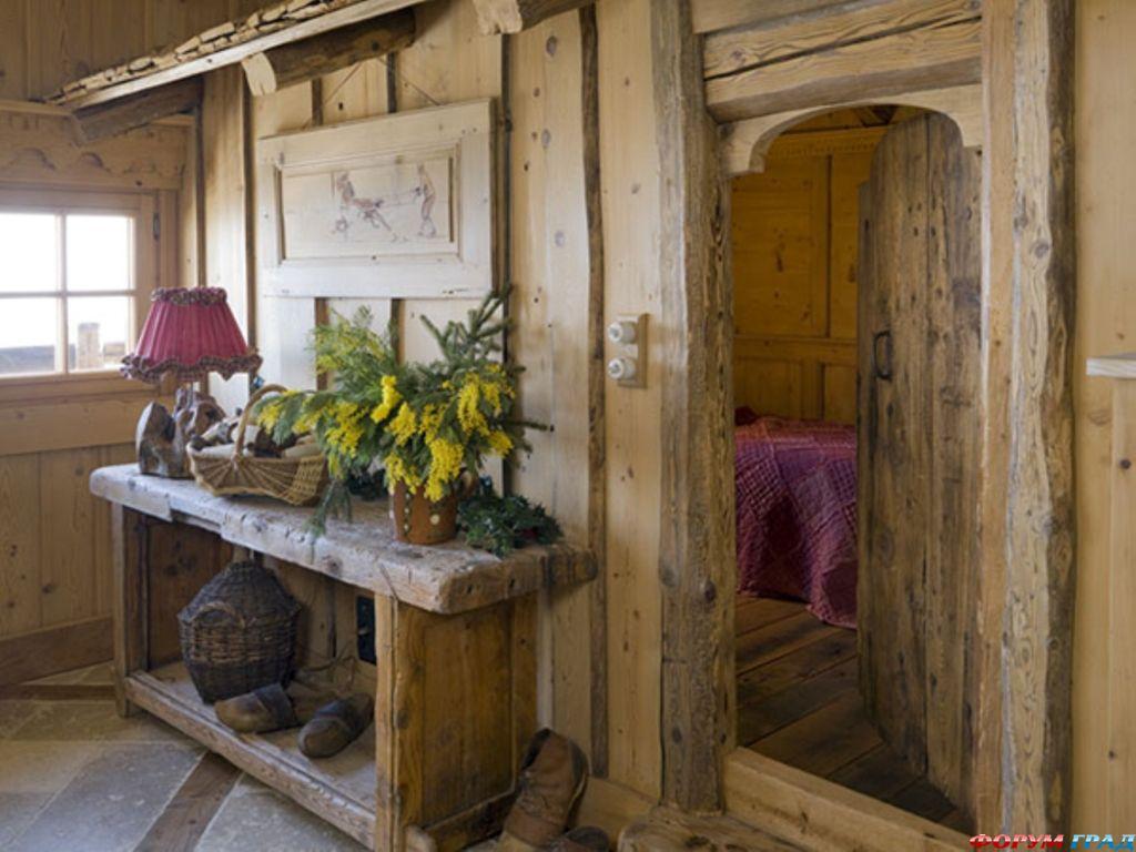 Переделки деревенского дома своими руками 20