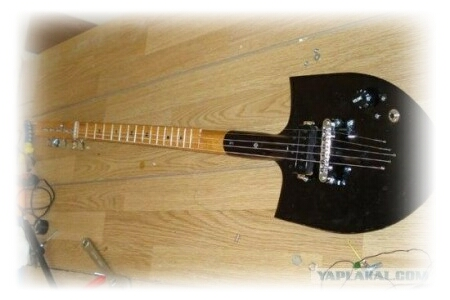 Электроника гитары своими руками