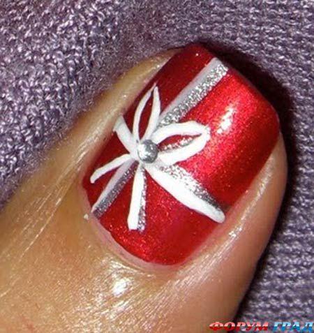 Дизайн ногтей бежево черный