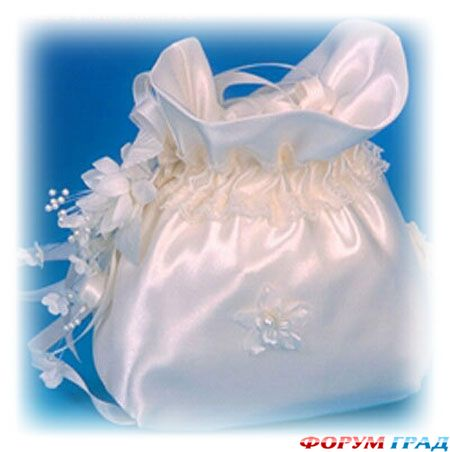 Wedding Saloon :: Ажурная свадебная сумочка - Свадебные платья и