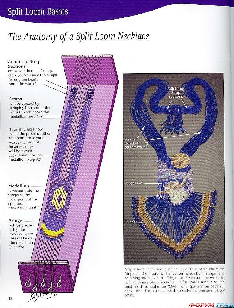 узоры для ткачества бисером 17.