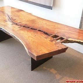 Мебель из обрезных досок своими руками