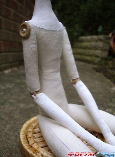 Костюм для снегурочки на куклу своими руками