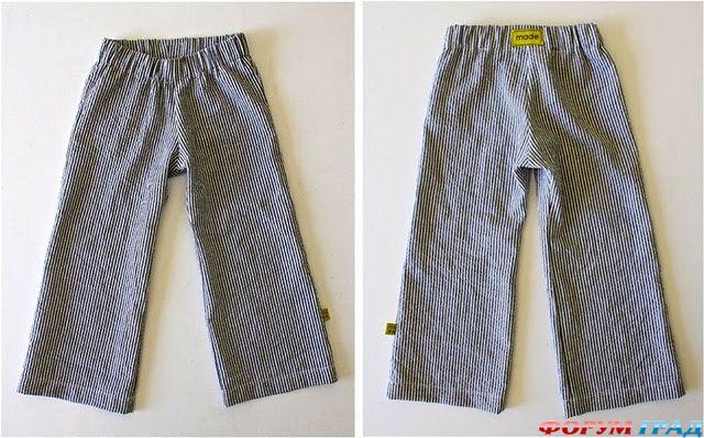 выкройка детских брюк: выкройка детских брюк Тема расположена по адресу...