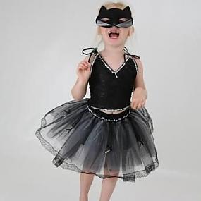 Как сделать костюм кошечки для девочки своими руками 53
