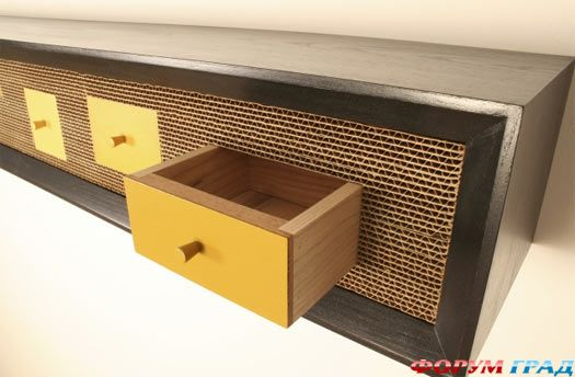 именно сделана эта мебель,