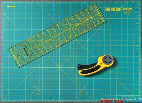 ...многим начинающим мастерицам лоскутного шитья приходится поначалу...