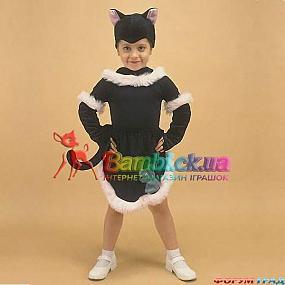 Костюм кошки для девочки своими руками. .  Несколько фото для идей.
