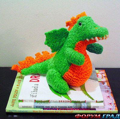выкройки мягких игрушек, выкройки драконов, выкройки динозавров, как сшить китайского дракона