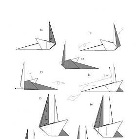 Оригами из Бумаги.