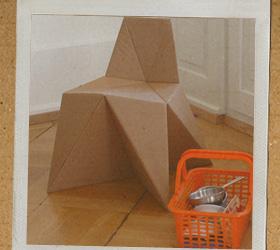 Мебель из картона своими руками выкройки и схемы, сколько стоит аренда.