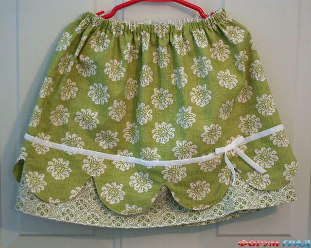 Выкройка для юбки американка фото 851