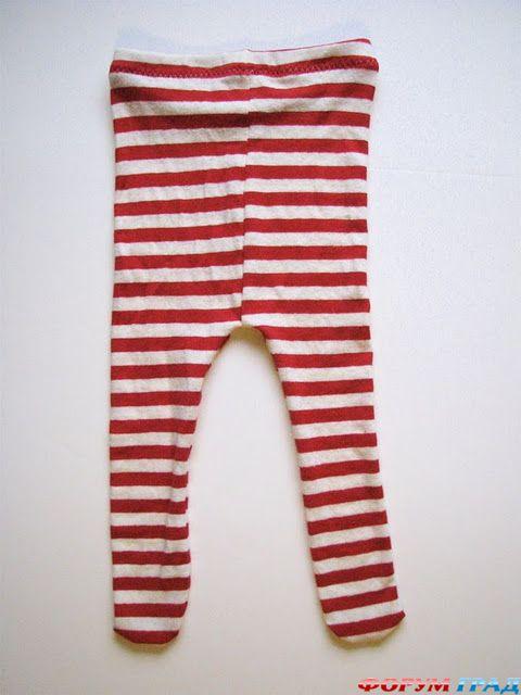 Пошив для новорожденного своими руками