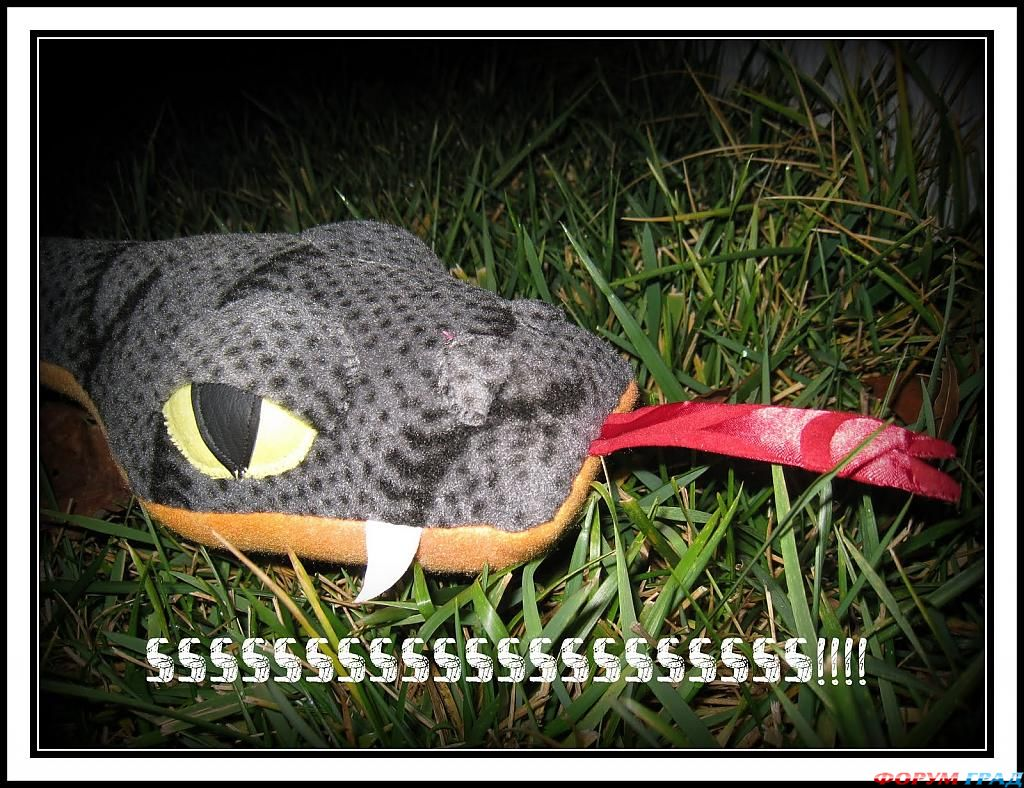 змея готовый вариант