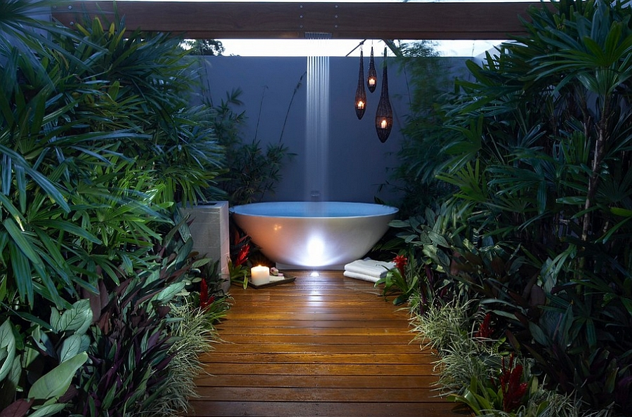 10 luxury outside bathtubs for the ultimate in rest