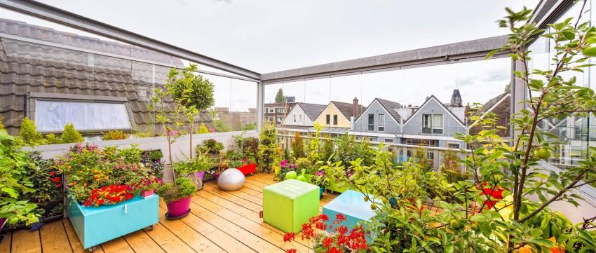 Дизайн интерьера квартиры в Нидерландах