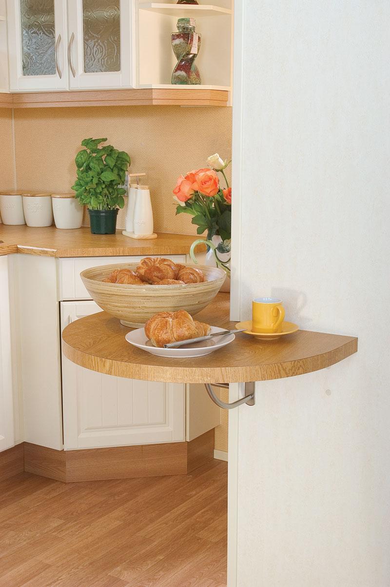 Миниатюрный откидной настенный стол для маленький балкон..