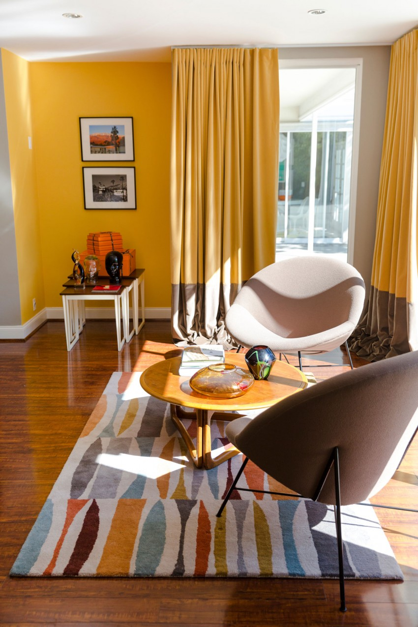 Дизайн интерьера элитного дома в стиле модерн
