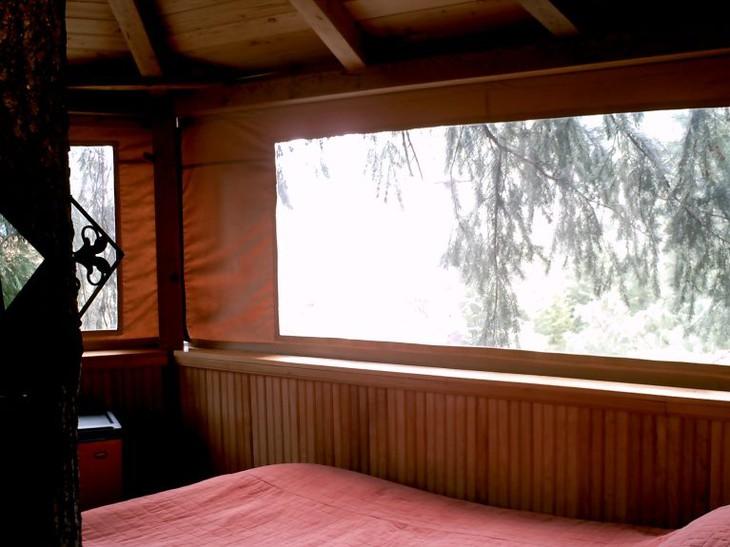 Дизайн интерьера отеля Out'n'About Treesort в США
