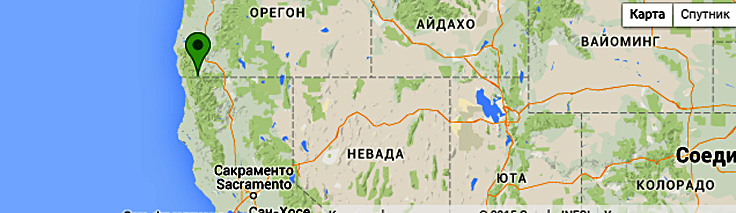 Карта местонахождения отеля