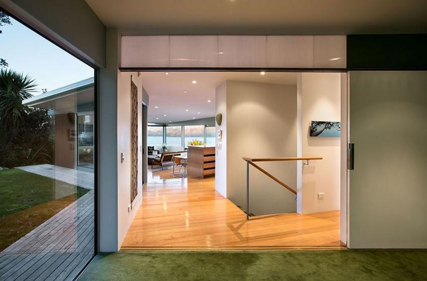Геометрический проект большого красивого дома