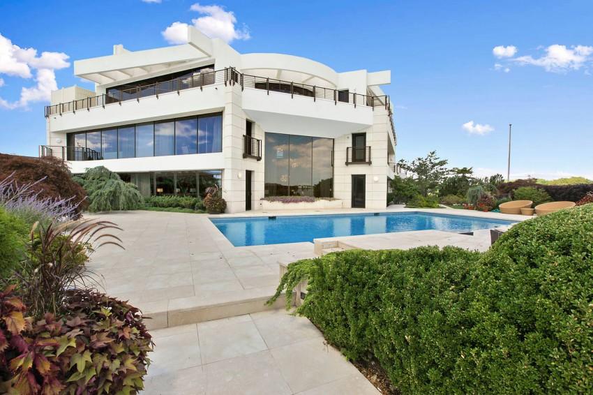 Умопомрачительный проект дома за $17 млн!