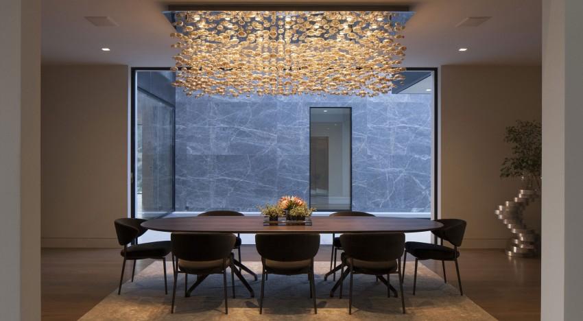 Изумительный дизайн-проект элитного дома в Лас-Вегасе