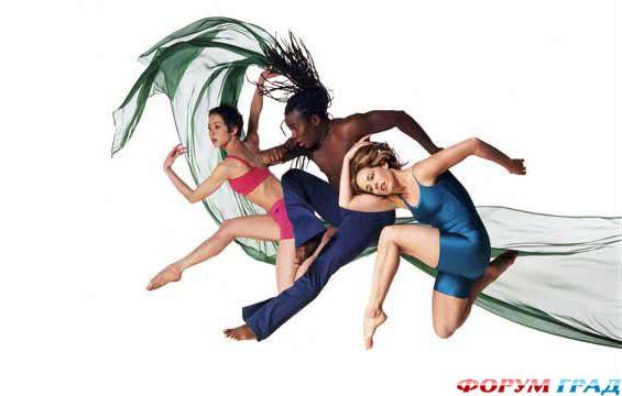 современные видео уроки танцев
