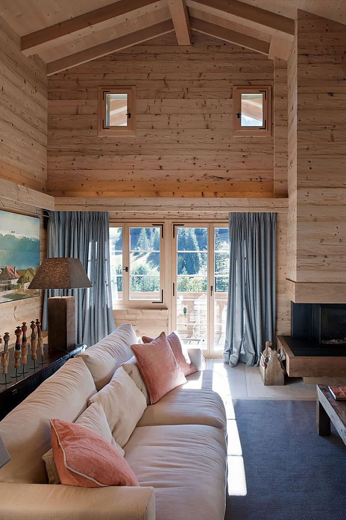 Дизайн своего дома фото из бруса