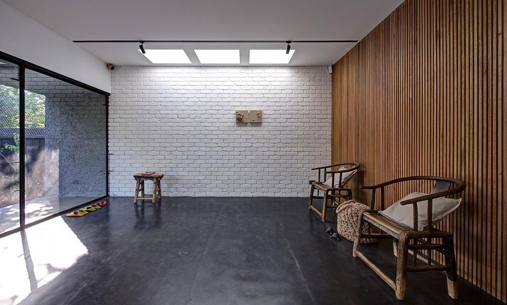 Авторские дома: очаровательный простой дизайн от Jessica Liew