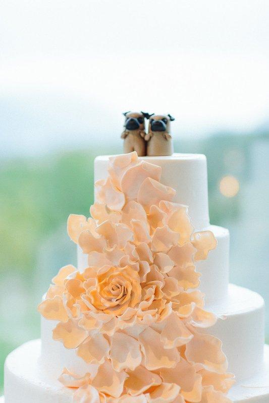 Как выкупать торт на свадьбу