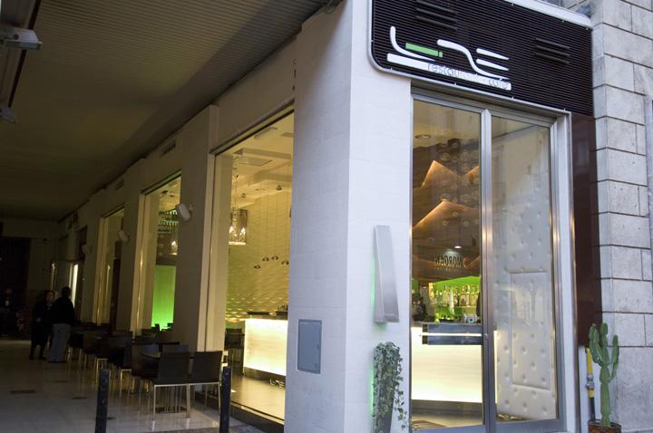 Итальянский ресторанчик LINE