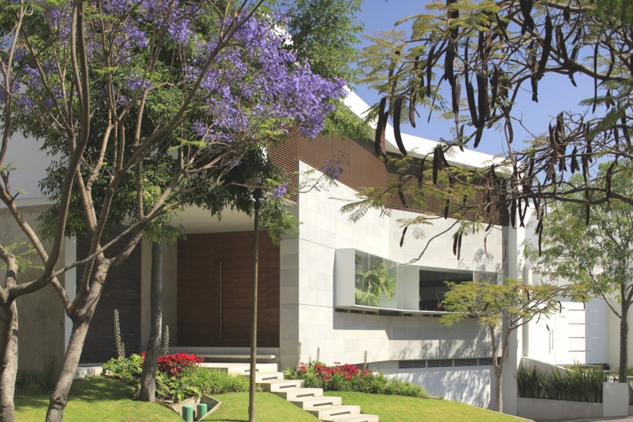 Красивые уютные дома: фото ультрасовременного особняка Casa Curato