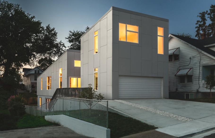 Солнечный дом от Howeler +Yoon Architecture